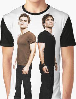 salvatore brothers Graphic T-Shirt