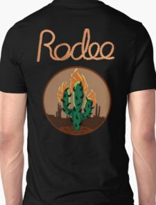 TRAVIS SCOTT - RODEO [4K]  Unisex T-Shirt