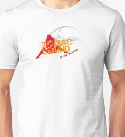 Zodiac Sound 2 da world! Unisex T-Shirt
