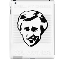 Alan Partridge - Smell My Cheese iPad Case/Skin