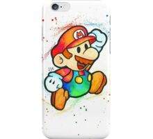 """Paper Plumber"" iPhone Case/Skin"