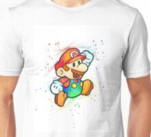"""""""Paper Plumber"""" Unisex T-Shirt"""