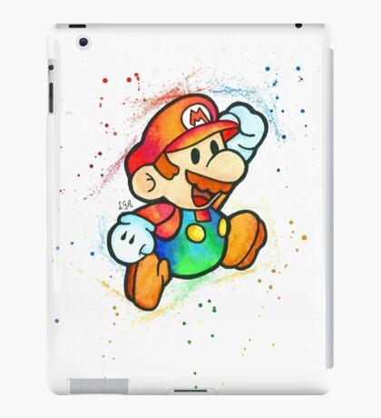 """Paper Plumber"" iPad Case/Skin"