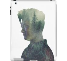 Magnus - Shadowhunters - Forest iPad Case/Skin