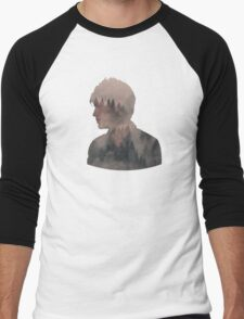 Alec - Shadowhunters - Forest Men's Baseball ¾ T-Shirt