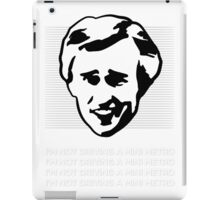 Alan Partridge - Mini Metro iPad Case/Skin