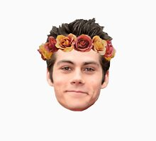 Dylan O'Brian Flower Crown Unisex T-Shirt