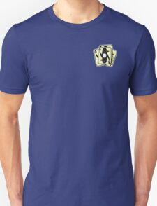 Shuffling Penguins [Small] Unisex T-Shirt