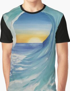 The Wave Graphic T-Shirt