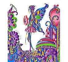 A Midsummer Knight's Dream Photographic Print