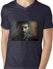 Joel Mens V-Neck T-Shirt