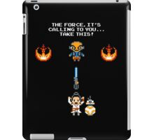 The Legend of Rey iPad Case/Skin