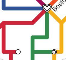 Boston Robot Sticker