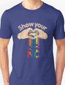 Show Your Love NC Unisex T-Shirt