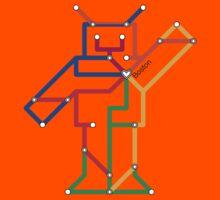 Boston Robot Kids Tee