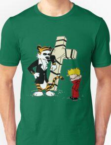 trigun hoobescalvin T-Shirt