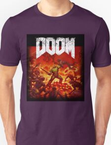 Doom 2016 Poster/Cover T-Shirt