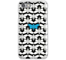 Breaking Bad Bee Black iPhone Case/Skin