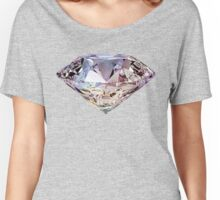Diamond one Women's Relaxed Fit T-Shirt
