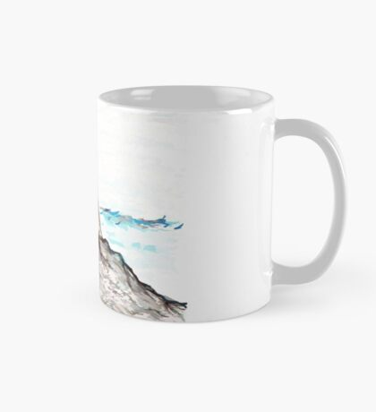 Mermaid - intense color version Mug