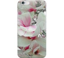 Tulip Tree Blossoms - Liriodendron tulipifera iPhone Case/Skin
