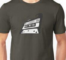 Cassette (black) Unisex T-Shirt