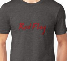 All Saints / Red Flag Unisex T-Shirt