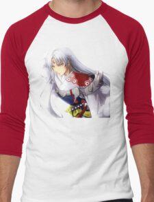 Sesshomaru  Men's Baseball ¾ T-Shirt