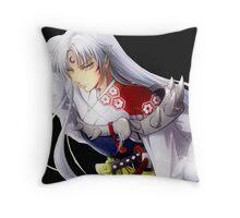 Sesshomaru  Throw Pillow