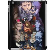 Tobi, Obito's life iPad Case/Skin