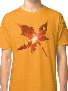 Fall Season Autumn Leaves  Classic T-Shirt