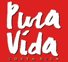 Pura Vida Costa Rica 2 One Piece - Short Sleeve