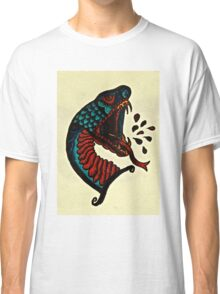 Traditional Snake Classic T-Shirt
