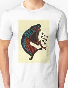 Traditional Snake Unisex T-Shirt