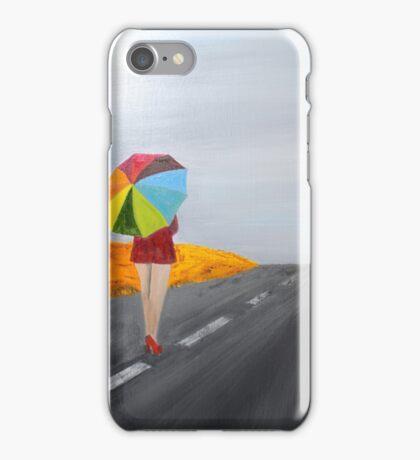 Sprinkled Stroll   160410 iPhone Case/Skin