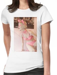 Mannequin 33 Womens Fitted T-Shirt