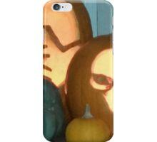 Spooky, scarey pumpkins iPhone Case/Skin