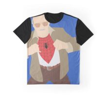 Stan Lee (Simplistic) Graphic T-Shirt