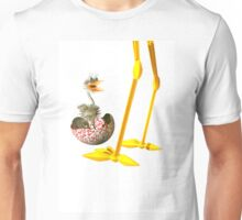 Mom!!!! Unisex T-Shirt