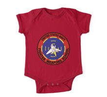 US Navy Top Gun Logo One Piece - Short Sleeve