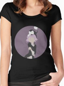 Crona (Simplistic) Women's Fitted Scoop T-Shirt