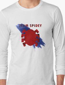 Team Spidey Long Sleeve T-Shirt