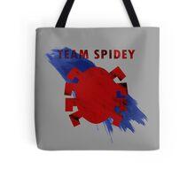 Team Spidey Tote Bag