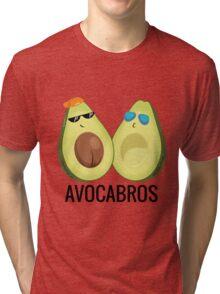 Avocabros Tri-blend T-Shirt