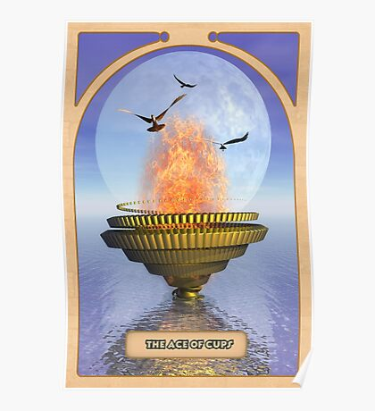 The Ace of Cups Poster