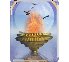 The Ace of Cups iPad Case/Skin