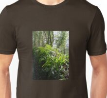 Ferns On The Wall Unisex T-Shirt