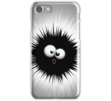 Funny Ink Splat Cartoon  iPhone Case/Skin