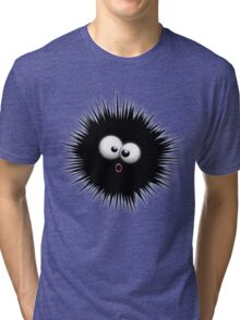 Funny Ink Splat Cartoon  Tri-blend T-Shirt