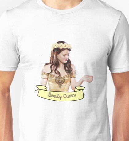 Belle French - Beauty Queen Unisex T-Shirt